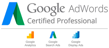 Google Partners | SEO, ANALÍTICA WEB & ADWORDS