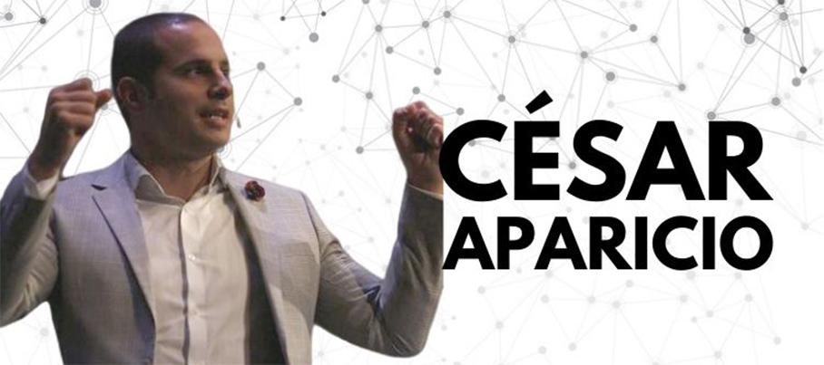 César Aparicio | Cráneo Previlegiado