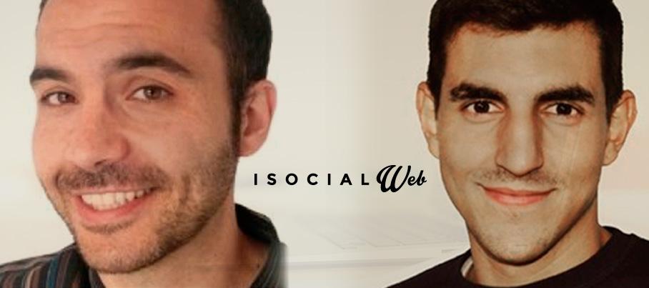 Álvaro Peña y Arnau Vendrell – iSocialWeb