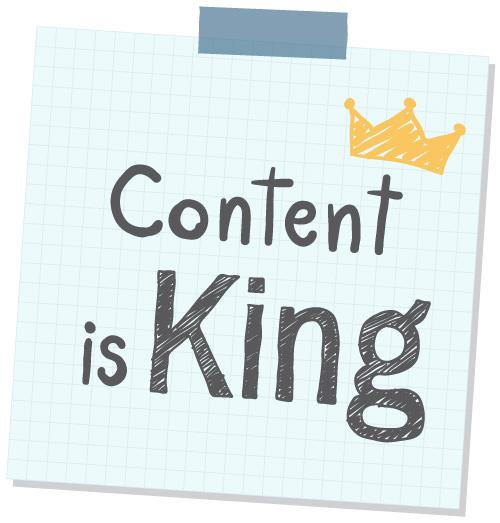 CONTENT IS KING | JOSÉ FACCHIN SEO
